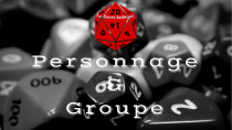 Personnage & Groupe